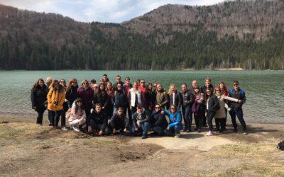 Izveštaj o Youth&Spa partnerskom susretu u županiji Hargita
