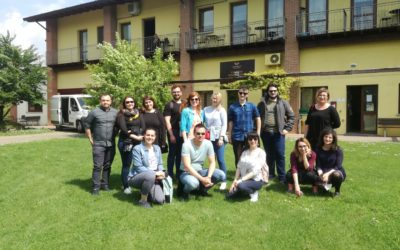 5 days meeting in Iseo